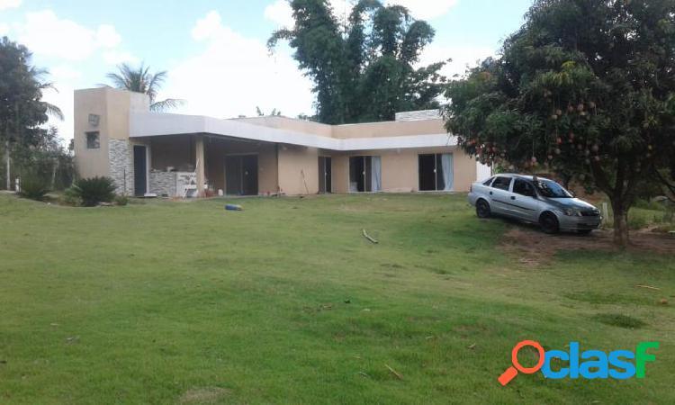 Chácara em Vera Cruz - Terras de Vera Cruz por 360 mil à