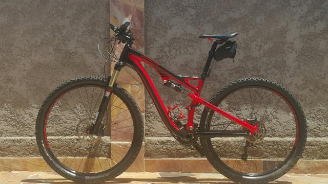 Mtb Specialized Full Comp Carbon 29