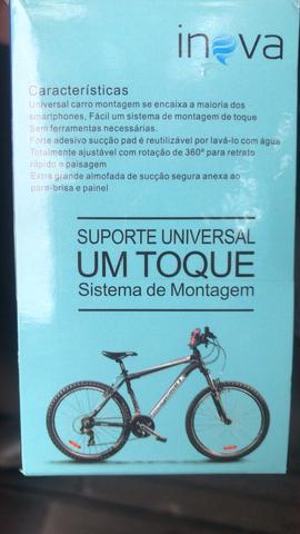Suporte de celular para moto ou bicicleta
