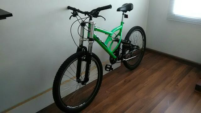 Vendo Bike Full Suspension + Brinde