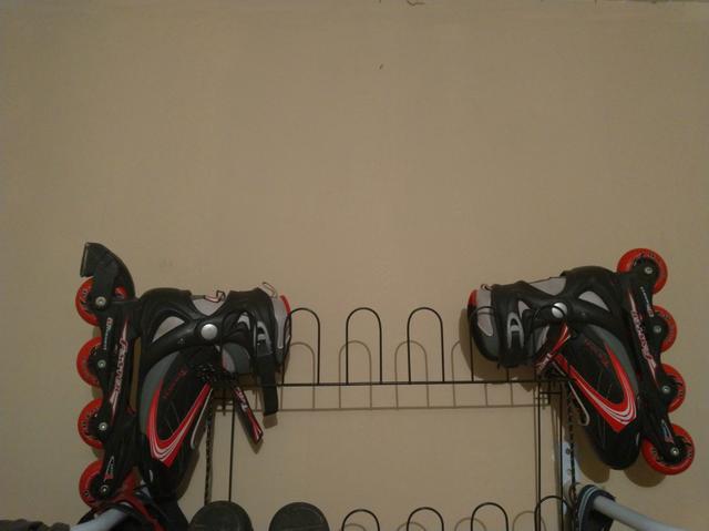 Vendo patins usado 3 vezes - 38 a 42