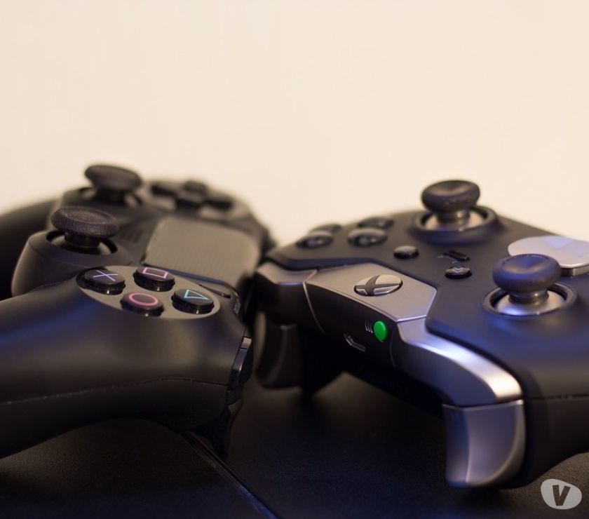 Compra, Venda, Troca e Conserto de Video Games em Geral