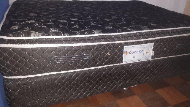 Conjunto box casal Colombo - impecável