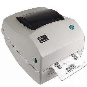 Impressora De Etiquetas E Código De Barras Zebra Tlp2844