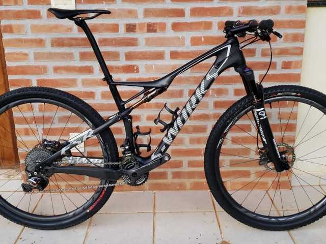 Specialized Epic FSR S-Works