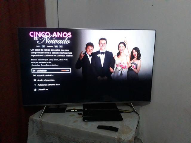 """Tv 55"""" 4k samsung 55mu"""