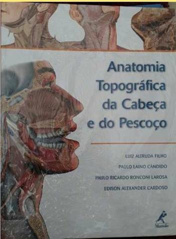 Anatomia Topográfica Da Cabeça E Do Pescoço