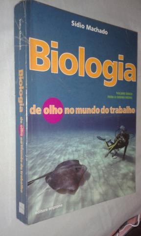 Biologia de olho no mundo do trabalho, volume único, 536