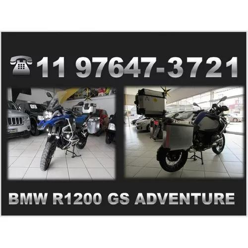 Bmw R1200 Gs Adventure - Ano 2015 - Apenas 21.304 Km Rodados