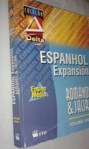 Espanhol Expansion, Ensino médio, Romanos e Jacira,