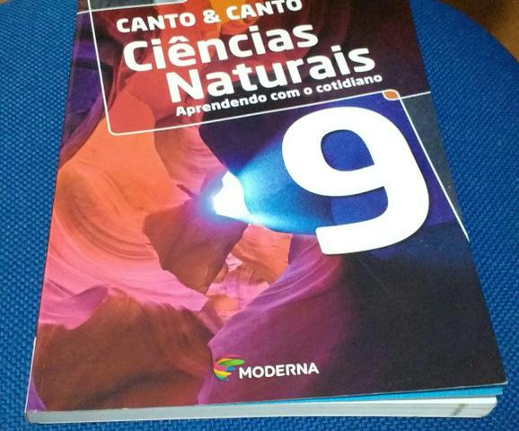Livro Ciências Naturais