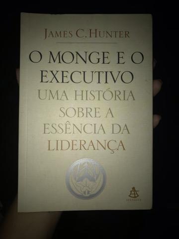 Livro O MONGE E O EXECUTIVO