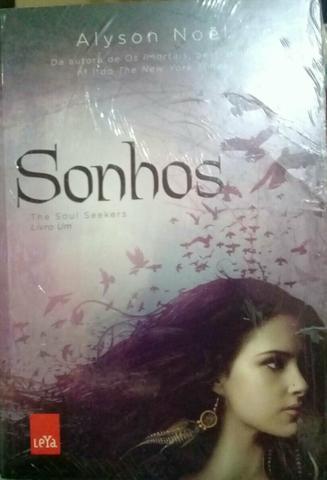 Livro: Série The Soul Seekers
