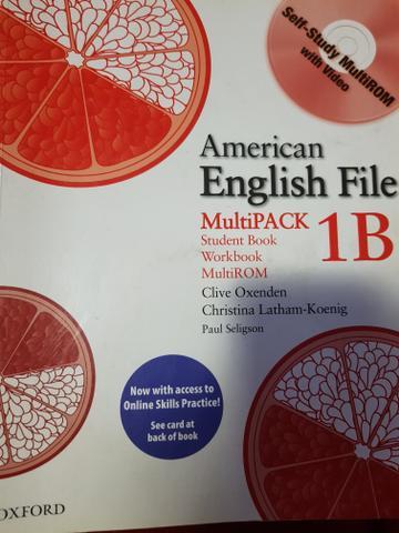 Livro de inglês 1b