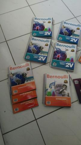 Livros intensivo Bernoulli!!