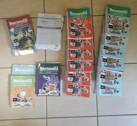 Material Bernoulli pre vestibular V