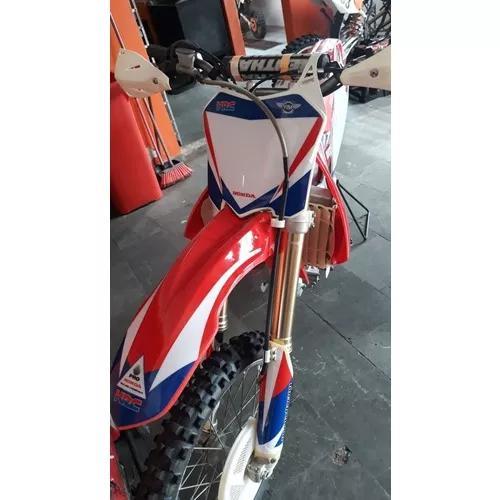 Moto Crf 250 R Ano 2012 Modelo 2013 Oficial 68 Horas