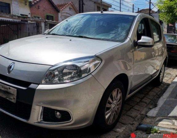 Renault, Sandero, ano , Automatico, Completo
