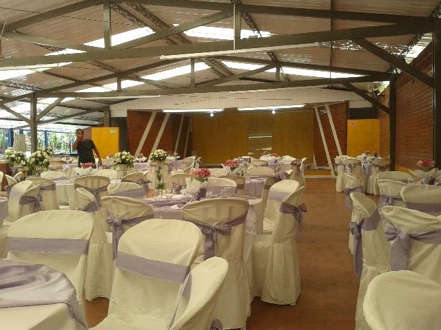Salão p/festas e eventos em caieiras