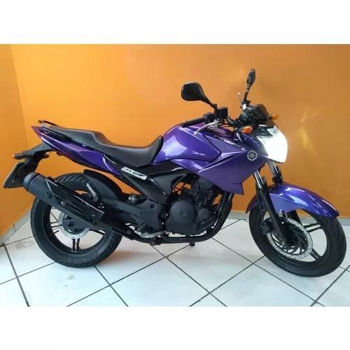 Yamaha Fazer 250 2012 Roxa