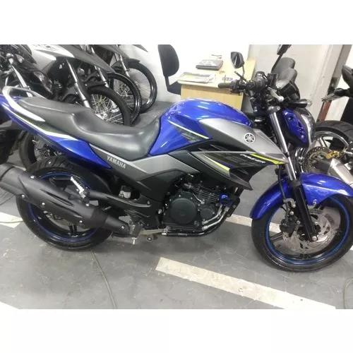 Yamaha Fazer 250 2017 Otimo Estado Aceito Moto