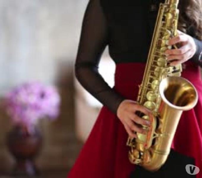 Aulas de Saxofone no Jardim Laranjeiras