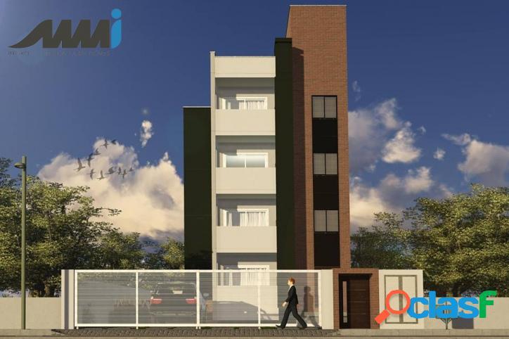 Apartamento com 03 dormitórios sendo 1 suíte em Navegantes