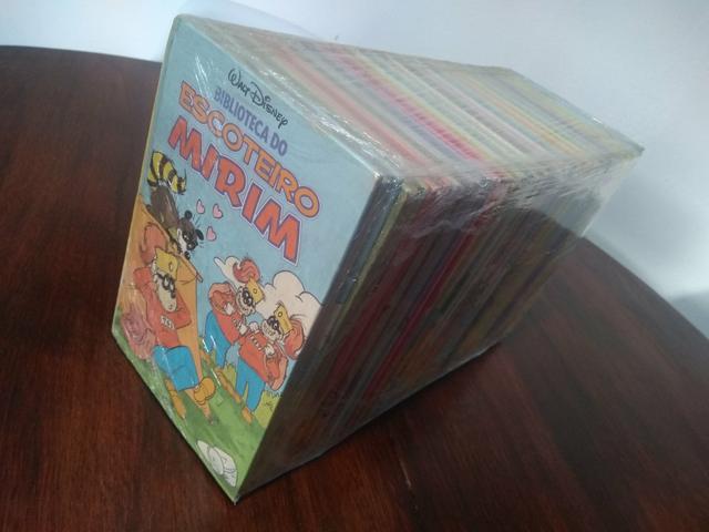 Biblioteca do escoteiro Mirim Disney Completa