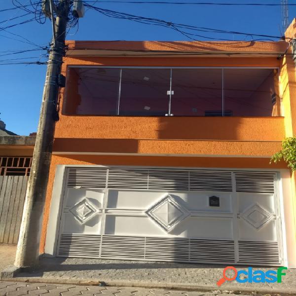Casa - Venda - Taboao da Serra - SP - Jardim Record