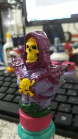 Esqueleto - Desenho animado He-Man