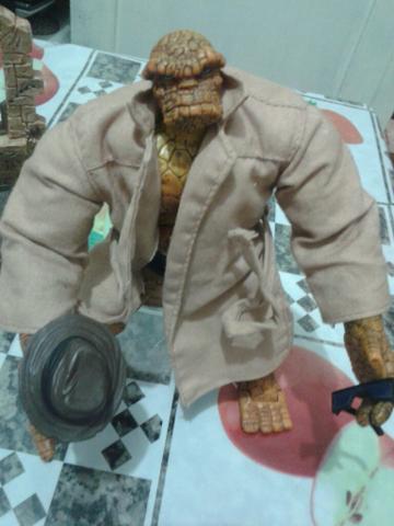 Homem de Pedra * O Coisa * Marvel Comics Toy Biz