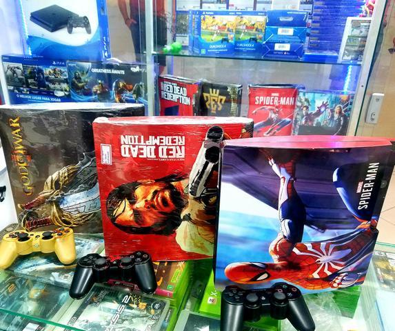 PlayStation 3 Destravado 40 Jogos - Smart Games