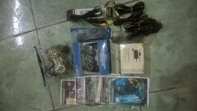 Acessórios para PS2 e PS3