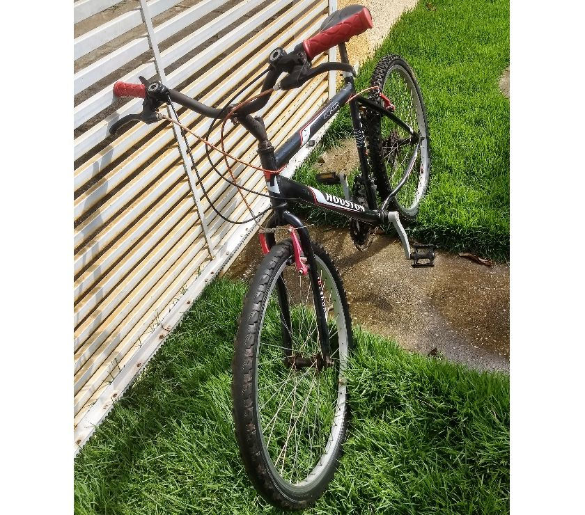Bicicleta Houston Aro 26