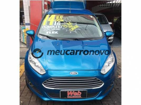 FORD FIESTA SEDAN SE 1.6 16V FLEX 4P 2014/2014