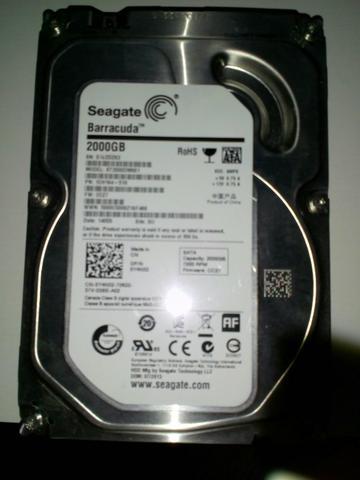 HD Seagate Barracuda