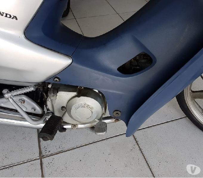 Honda Biz 100 + 2005, 12x R$ 380 no cartão sem entrada