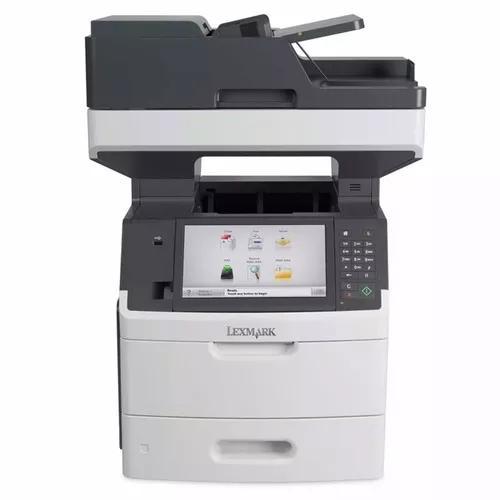 Impressora Laser Mono Mx711 Multifuncional Lexmark Revisada!