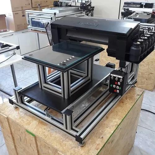 Impressora Uv-led Smart 1800 Capas De Celular E Brindes