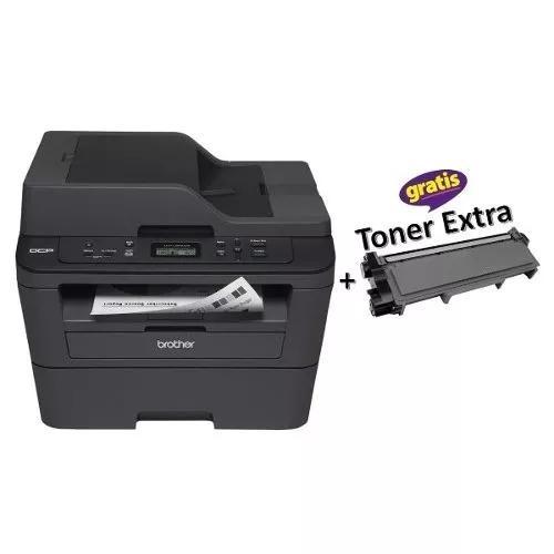 Multifuncional Brother L2540 Dw + Cartucho Toner Extra