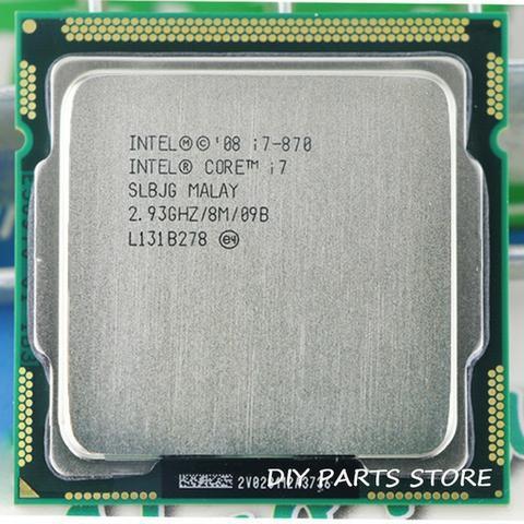 Processador Intel Core Ighz Lga Ddr3 8mb