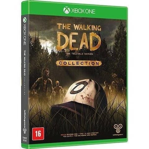 The Walking Dead Collection - Midia Fisica Original Novo e