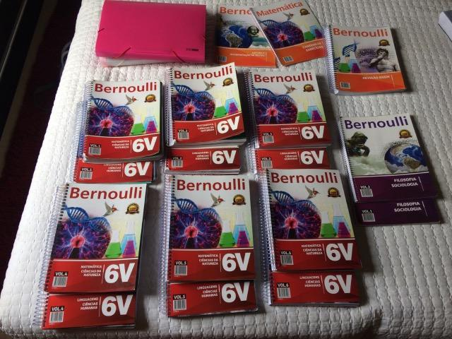 Apostilas Bernoulli 6V