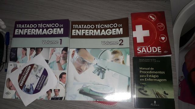 Kit Técnico de Enfermagem Vol. 1 e 2. Dicionário da saúde