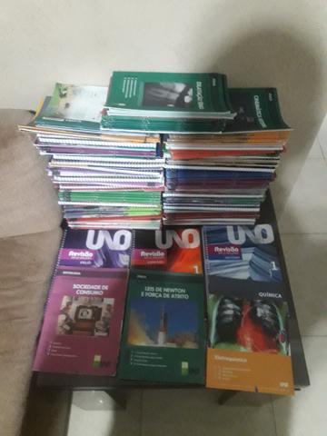 Kit de Apostilas UNO Ensino Médio Completo