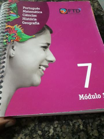 Livro FTD 7 ano