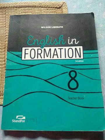 Livro de inglês do 8 ano