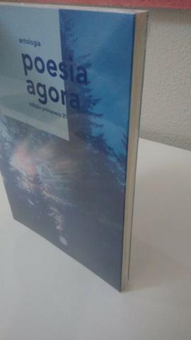 Livro de poesia (NOVO!)