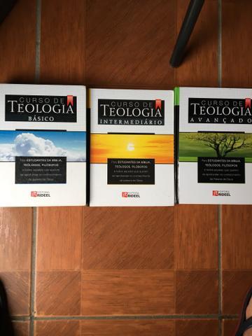 Livros de Teologia - Níveis Básico, Médio e Avançado