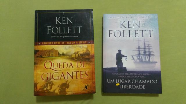 Livros do KEN FOLLETT